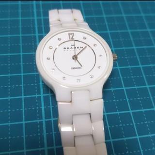 スカーゲン(SKAGEN)のスカーゲンセラミック腕時計(腕時計)