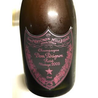 ドンペリニヨン(Dom Pérignon)のドン・ペリニヨン ロゼ 2005(シャンパン/スパークリングワイン)