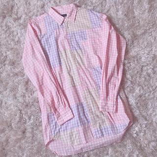 グリモワール(Grimoire)の今週限定 レア patchwork blouse(シャツ)
