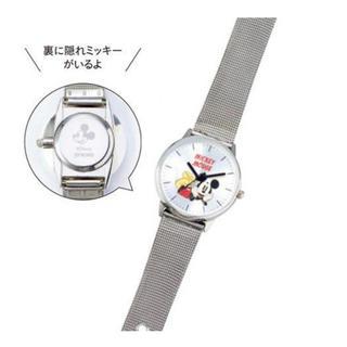 ミッキーマウス腕時計(腕時計)