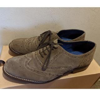 本革シューズ 25.0cm (ローファー/革靴)