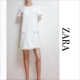 ZARA - ZARA フリンジ ワンピース♡H&M スナイデル ジルスチュアート ダズリン