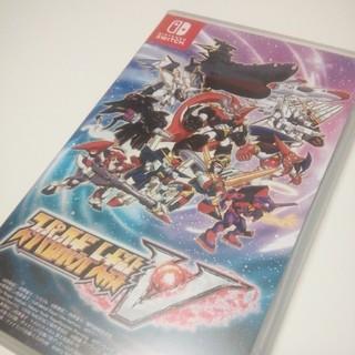 スーパーロボット大戦V Nintendo Switch版