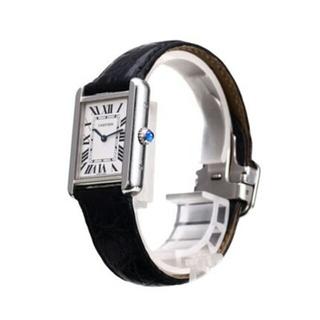 Cartier - カルティエ腕時計男女表ニュートラルTANK SOLOタンクシリーズ石英時計