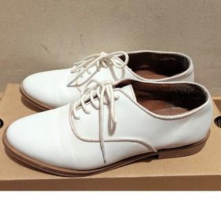 アーバンリサーチ(URBAN RESEARCH)のURBAN RESEARCH 本革シューズ 23.5cm(ローファー/革靴)