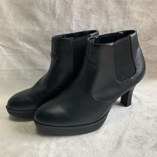 UNIQLO - UNIQLO ショートブーツ 24cm ブーツ ブーティー
