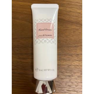 ジルバイジルスチュアート(JILL by JILLSTUART)のJILLSTUART  ハンドクリーム 30g ホワイトフローラルの香り 未使用(ハンドクリーム)