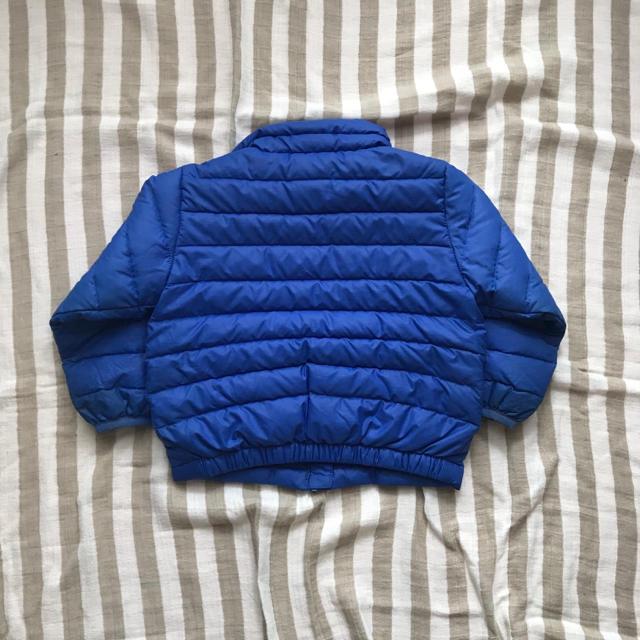 patagonia(パタゴニア)のひさし様 専用です patagonia ダウンジャケット 18M キッズ/ベビー/マタニティのベビー服(~85cm)(ジャケット/コート)の商品写真