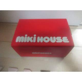 ミキハウス(mikihouse)のMIKIHOUSE(男児用靴)(スニーカー)