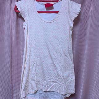 バービー(Barbie)の❤︎ Barbie Tシャツワンピ ❤︎(Tシャツ(半袖/袖なし))