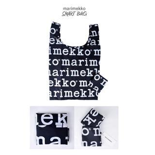 marimekko - 未使用☆マリメッコ エコバッグ ロゴ