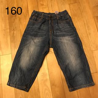 F.O.KIDS - ハーフパンツ  デニム  160