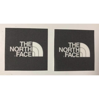 THE NORTH FACE - THE NORTH FACE ワッペン 大2枚