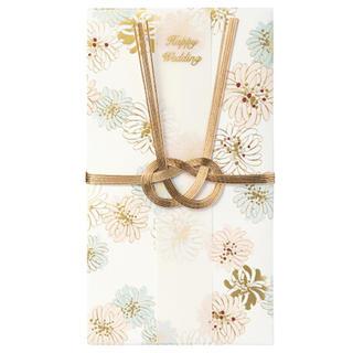 ポールアンドジョー(PAUL & JOE)の即日発送【新品・未使用】ポール&ジョー ご祝儀袋 祝儀袋 結婚式 ホワイトc(ラッピング/包装)