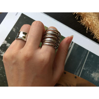 シルバーリング 2セット(リング(指輪))