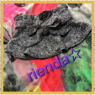リエンダ(rienda)のSALE❗️超オススメ♡riendaツイードベルト(ベルト)