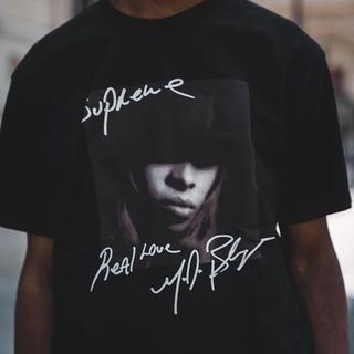 Supreme - 未開封 XL Supreme Mary J. Blige Tee Black