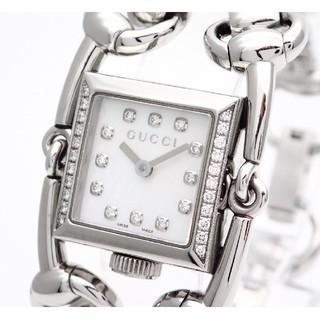 グッチ(Gucci)の【GUCCI】グッチ'シニョーリア ☆ダイヤモンド☆(腕時計)