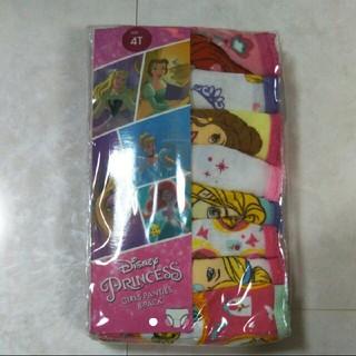 Disney - ディズニー プリンセス パンツ 下着
