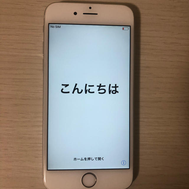 Apple(アップル)のiPhone6s (11/4まで1000円値引き!) スマホ/家電/カメラのスマートフォン/携帯電話(スマートフォン本体)の商品写真