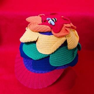 ブーフーウー(BOOFOOWOO)のブーフーウー ニットキャップ Mサイズ(帽子)