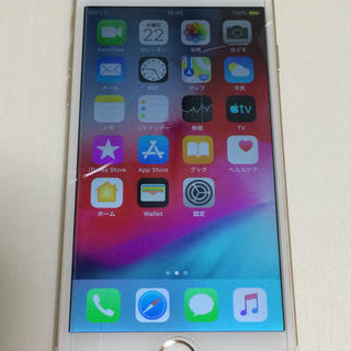 Apple - iPhone6 (64GB) [ゴールド] -au-
