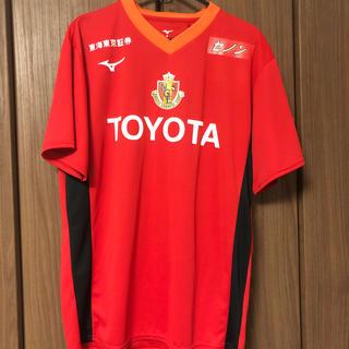 ミズノ(MIZUNO)の名古屋グランパス19シーズン 宮原和也選手ユニフォーム(応援グッズ)