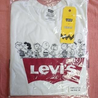 Levi's - 【新品未使用】スヌーピー バットウィングロゴTシャツ PEANUTS