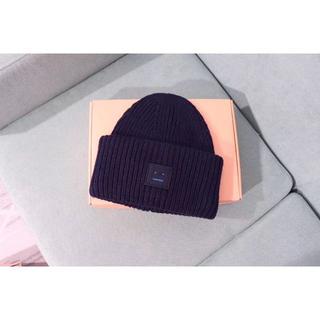 アクネ(ACNE)のACNE STUDIOSニット帽子(ニット帽/ビーニー)