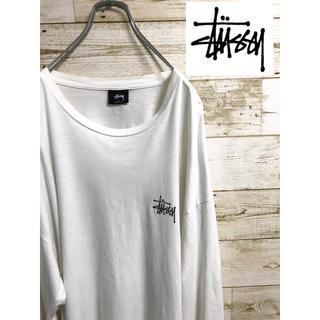 ステューシー(STUSSY)のSTUSSY ステューシー ロングTシャツ  XL(Tシャツ/カットソー(七分/長袖))