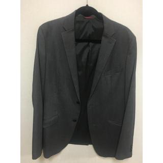 コムサメン(COMME CA MEN)のコムサ ジャケット 灰色(テーラードジャケット)