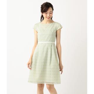 トッカ(TOCCA)のTOCCA sprashsweet ピスタチオ 00 dress(ひざ丈ワンピース)