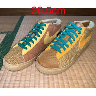 NIKE - 26.5 NIKE Blazer cpfm スポンジ Nike BY YOU