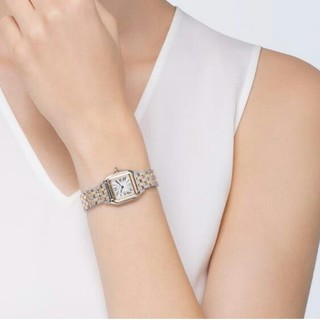カルティエ(Cartier)のCARTIERカルティエ女性腕時計クオーツW 2 PN 0006(腕時計)