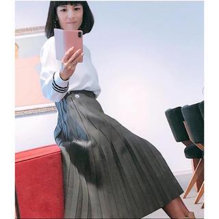 バーニーズニューヨーク(BARNEYS NEW YORK)のボーダーズアットバルコニー  スカート36(ひざ丈スカート)