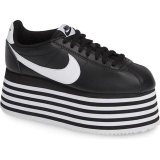 ナイキ(NIKE)のComme des garçons Nike Cortez women us 5(スニーカー)