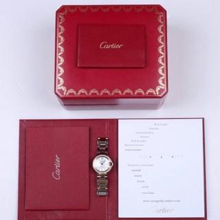 Cartier - カルティィクウォームとキャリアウーマンの腕时计W 3 BB 0009