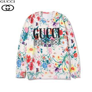 グッチ(Gucci)の2枚14000円送料込み 男女兼用 パーカー 長袖トップス トレーナー 秋冬(パーカー)