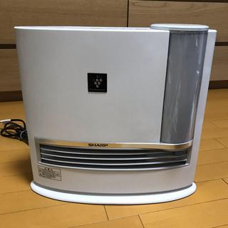 SHARP - シャープ 加湿ファンヒーター HX-G120-w 2018年製 ホワイト系