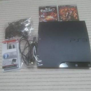 PlayStation3 - PS3 本体 延長コード付き