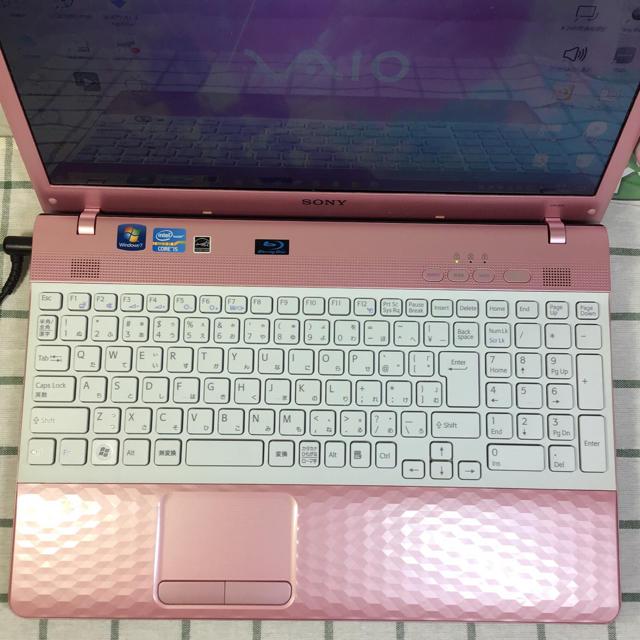 SONY(ソニー)の専用パソコンです。 スマホ/家電/カメラのPC/タブレット(ノートPC)の商品写真