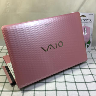SONY - VAIO ピンク core i5 windows10 office 2016