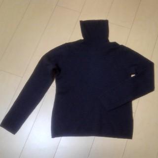 マカフィー(MACPHEE)のMACPHEEタートルネックセーター(ニット/セーター)
