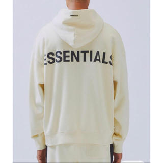 FEAR OF GOD - FOG Essentials Pullover Hoodie パーカー Mサイズ