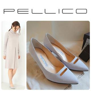 PELLICO - 裏張り済 新品 PELLICO 定番 アネッリ アンドレア 定価49680円