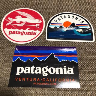patagonia - パタゴニア  ステッカー セット