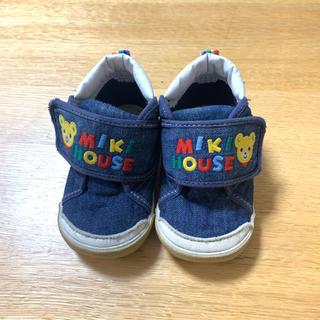 ミキハウス(mikihouse)のミキハウス 靴 スニーカー 13.0(スニーカー)