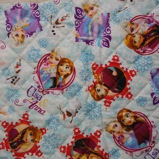 Disney - 即決優先品です🎵 アナと雪の女王 キルティング 生地