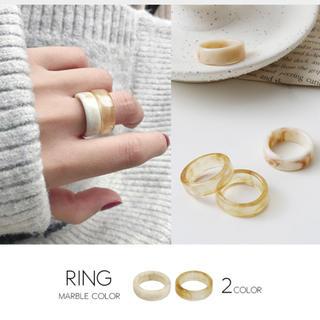 カスタネ(Kastane)のマーブルカラーリング(リング(指輪))