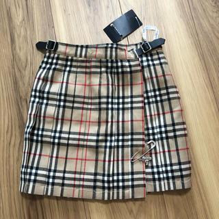 BURBERRY - バーバリー スカート 新品
